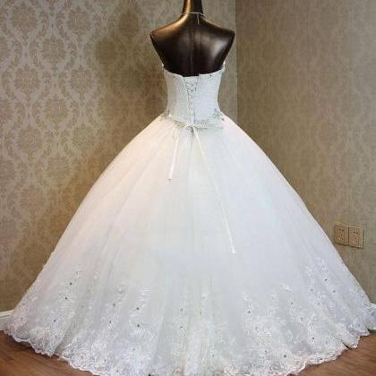 Romantic Lace Wedding Dresses 2017 ..