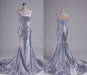 Fashion Sliver Bride..