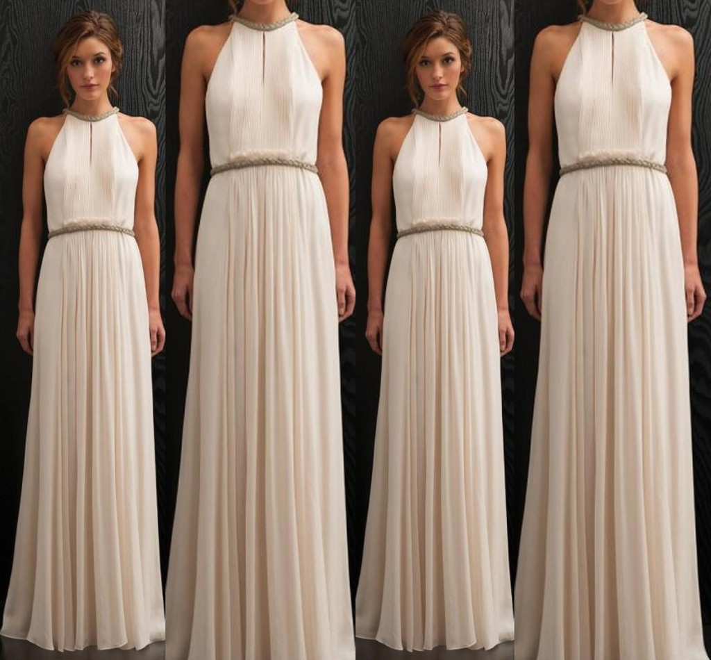 white evening dresses,long prom dresses,party dresses,dresses evening dresses,sash,jewel collar,floor length chiffon evening dresses,