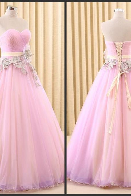 Sweet Girls Hot Pink Wedding Dresses 2016 Cute Sleeveless Lace up A Big Bow Wonderful Little Girls Princess 2016 Fashion