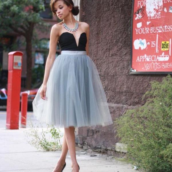 2017 Tutu Dresses Homecoming Dress Sweetheart Knee-Length Pleats Backless Tulle New Vestidos Prom Gowns Cocktail Party Gown Bridesmaid Dress